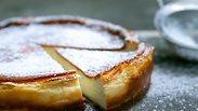 ביסקוטי שבועות עוגת גבינה