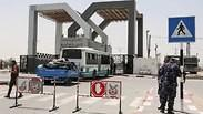 פלסטינים פתיחת מעבר רפיח ל עזה רמדאן  מצרים