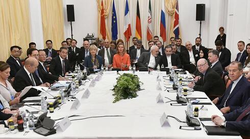 מפגש על הסכם הגרעין עם איראן