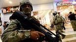 עיראק הפגנות בבצרה נגד השלטון ואיראן