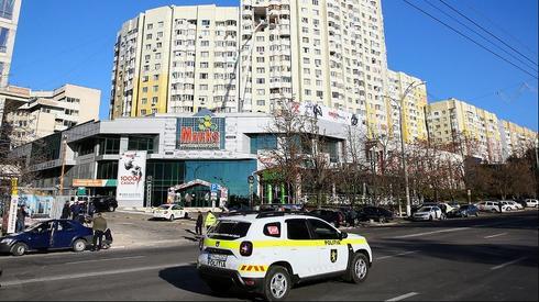 פיצוץ הגז שאירע במולדובה