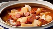 גולאש גולש אוכל הונגרי