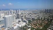 תל אביב ממעוף הציפור