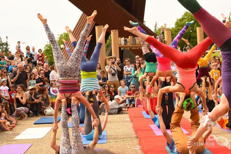 פסטיבל שייח אבריק קריית טבעון פסטיבך אזרחי