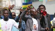 סודאנים מפגינים בדרום תל אביב