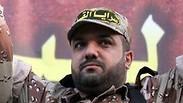מפקד גזרת צפון ב עזה של הגא״פ הג'יהאד האסלאמי בהאא אבו אל-עטא