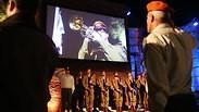 טקס עצרת הפתיחה אירועי יום הזיכרון לשואה ולגבורה