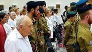 טקס זיכרון ליום השואה והגבורה באשכול