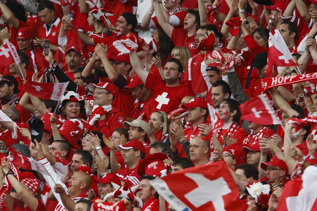 אוהדי שווייץ