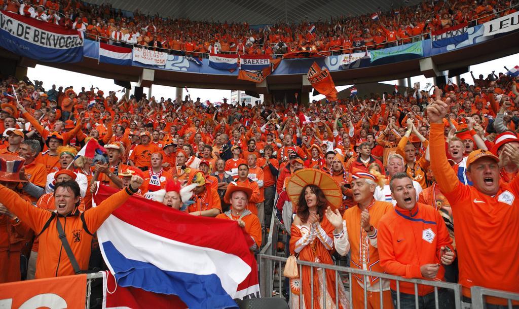 אוהדי הולנד