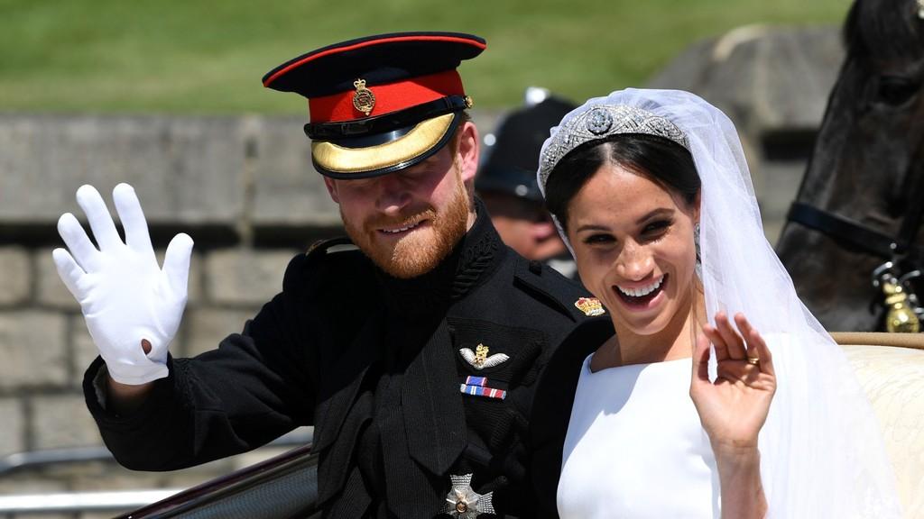 הנסיך הארי מייגן מרקל חתונה מאי 2018