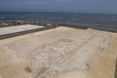 מערכת הקמרונות קיסריה