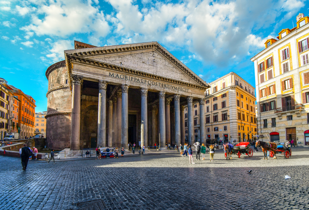 הפנתאון רומא
