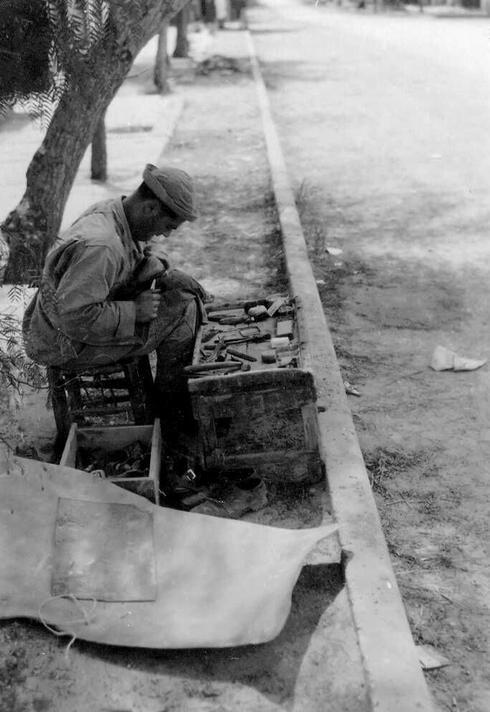 תערוכת צילומים היסטוריים מבאר שבע