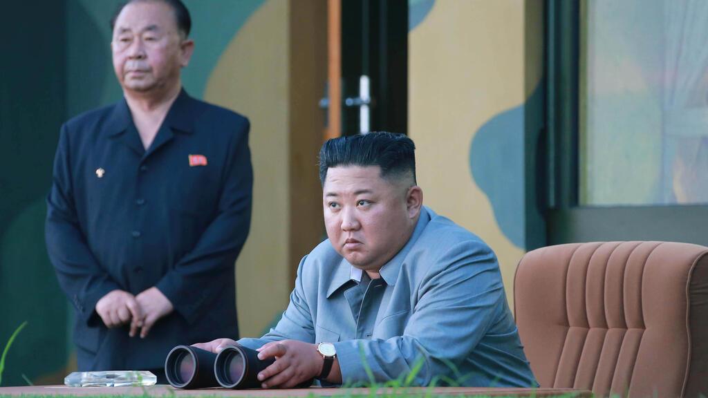 החשש והחשד שהניסויים הגרעינים והשיגורים של טילים שבצעה צפון קוראה היו איראנים 9386810_0_105_4252_2392_0_x-large