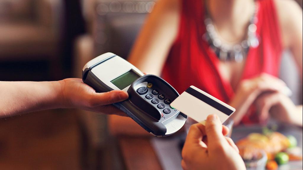 אילוסטרציה של כרטיס אשראי