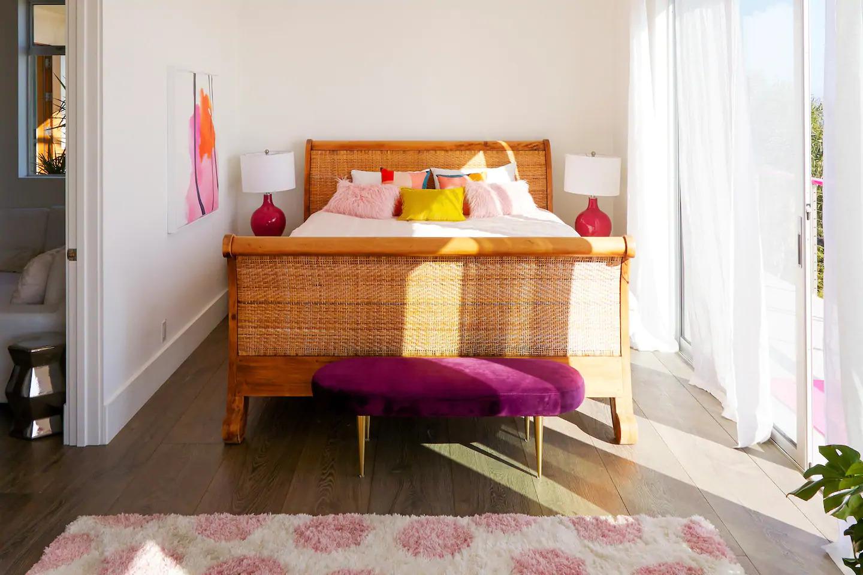 בית החלומות של ברבי מוצע להשכרה ב-Airbnb