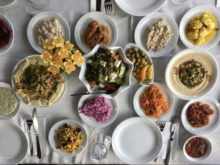 """כל טוב במחירים נוחים: מסעדת """"אבו ענאן"""" בחורפיש"""