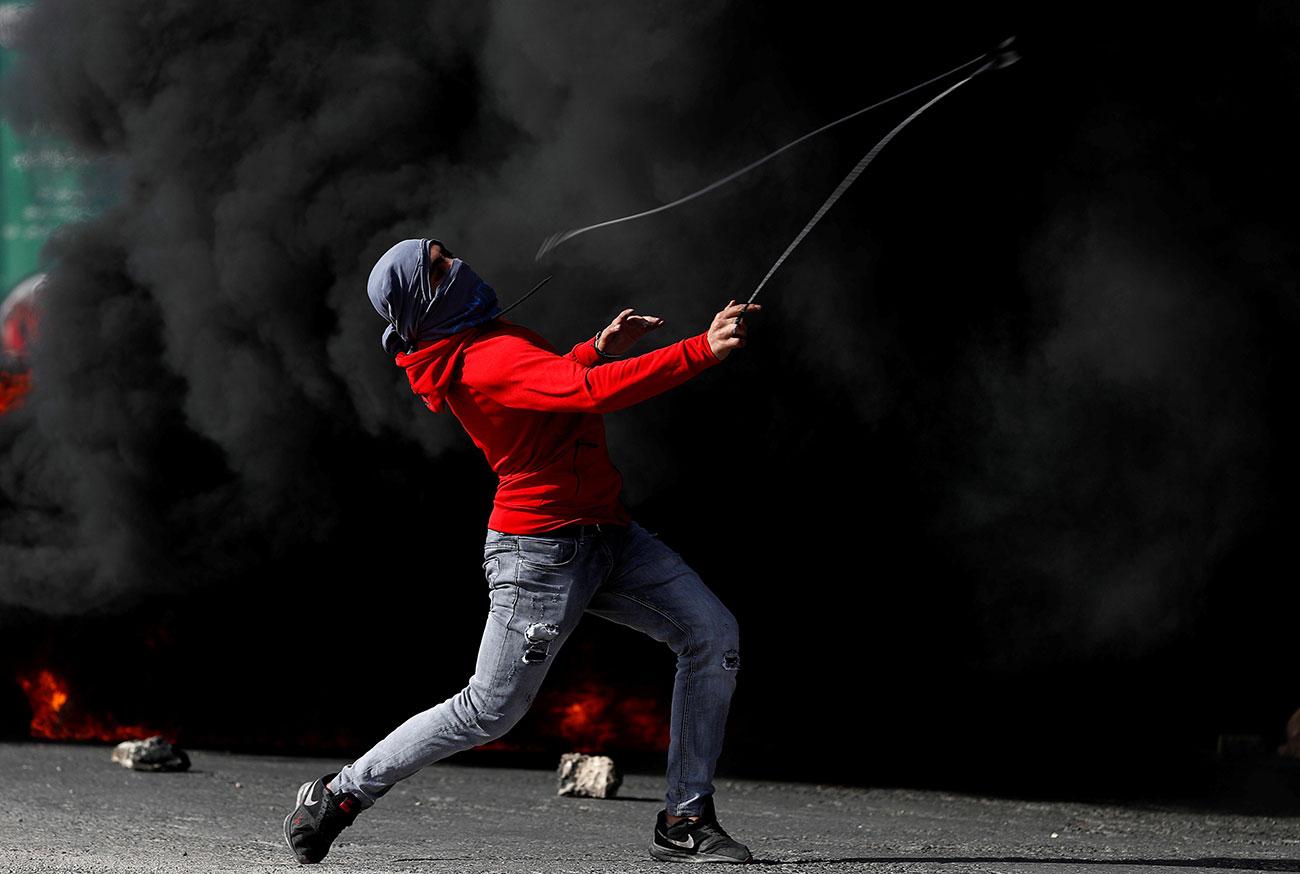 Riots near Bethlehem