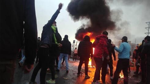 Anti-government protests in Iran