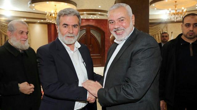 Nahala (left) and Haniyeh