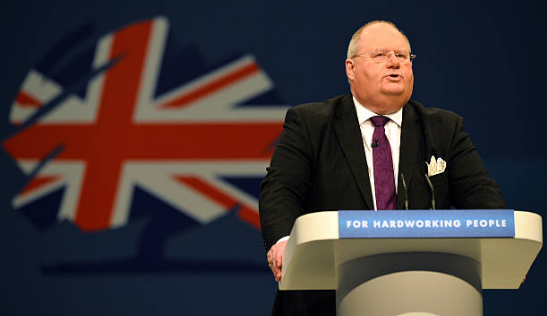 Lord Eric Pickles