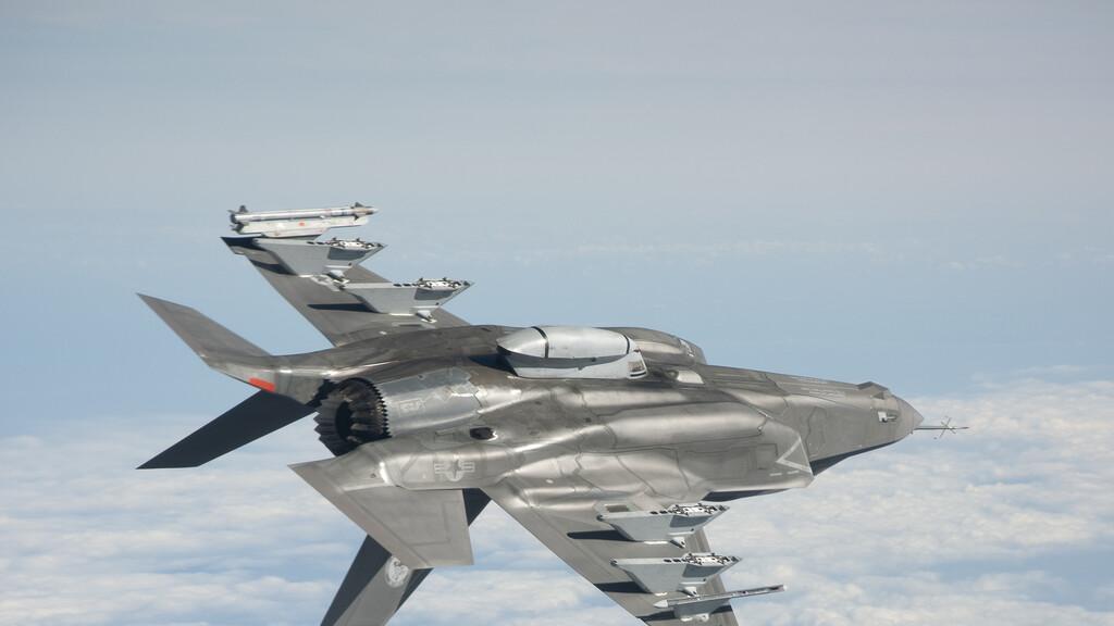 מטוסי הF35 של חיל האויר ייתנו מענה מבצעי לאיום טילי השיוט האיראניים