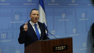 Knesset Speaker Yuli Edestein