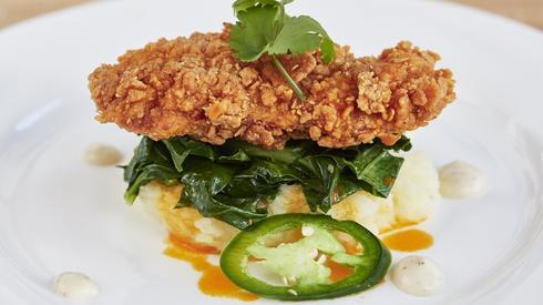 ממפיס מיטס בשר עוף מתורבת