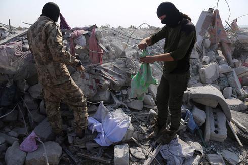 ה מלחמה ב סוריה מחוז אידליב