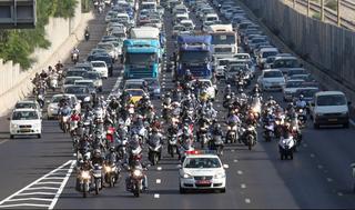 מחאת הרוכבים