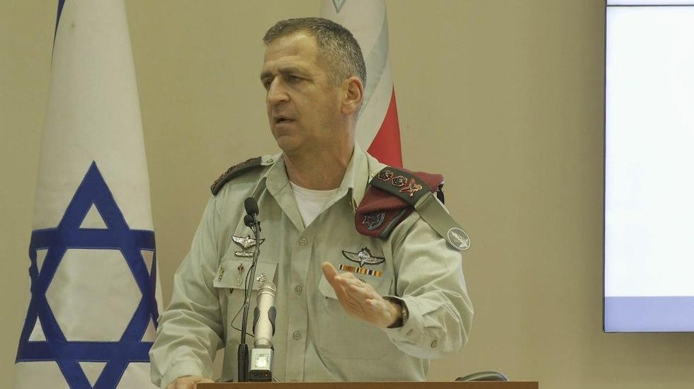 IDF Chief of Staff Aviv Kochavi presents his new five-year plan for the military