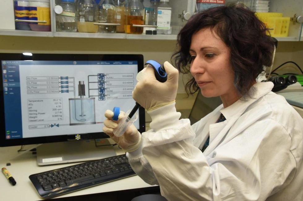 Researcher at Migal Institute