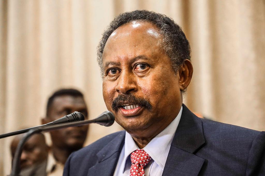 ראש ממשלת סודן עבדאללה חמדוק
