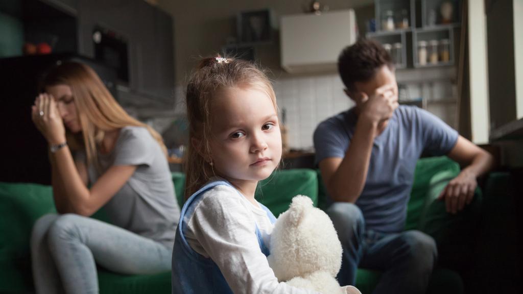 גירושים עם ילד
