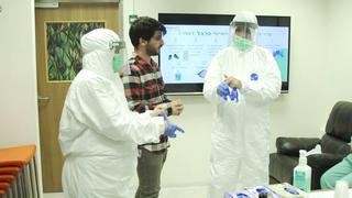 Medical staff at Rabin Medical Center