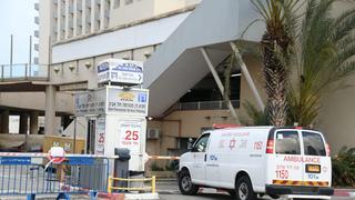 Отель Dan Panorama в Тель-Авиве, превращенный в карантинный центр. Фото: Яир Саги