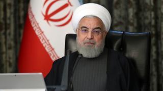 איראן נגיף קורונה נשיא חסן רוחאני ישיבת ממשלה