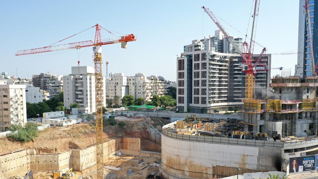 בניית דירות בישראל