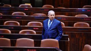 Премьер-министр Биньямин Нетаниягу. Фото: Адина Вальман, пресс-служба кнессета