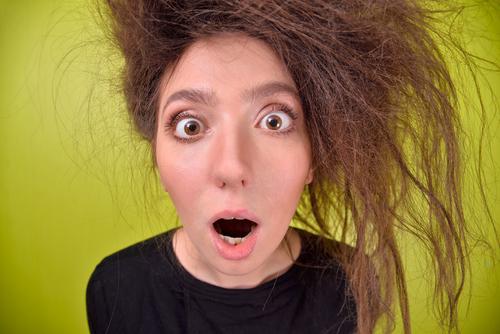 Беда женщинам-то без парикмахеров