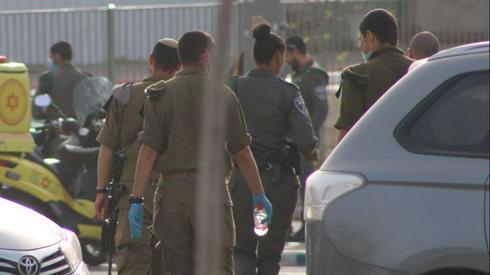 חיילי התגבור למשטרה הגיעו לתל אביב- סיור באזור התחנה המרכזית בתל אביב