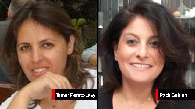 Pazit Babian and Tamar Peretz-Levy