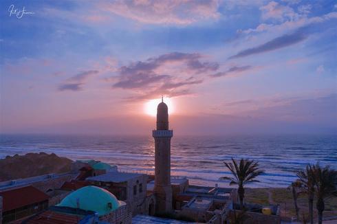 מסגד סידני עלי בהרצליה