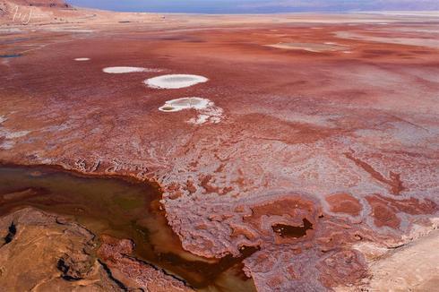 הנהר הסודי בים המלח
