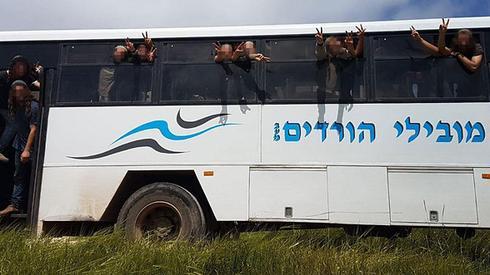 """המשטרה לקחה בני נוער גבעות מהשומרון לבידוד בטיולית של צה""""ל"""