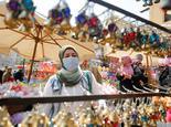 קניות בקהיר לקראת הרמדאן