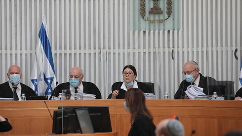 הדיון בבית המשפט