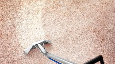 הפכו את השטיח מדי פעם ושאבו אותו כשהוא הפוך