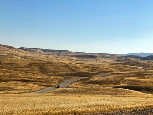 הנוף בספר המדבר